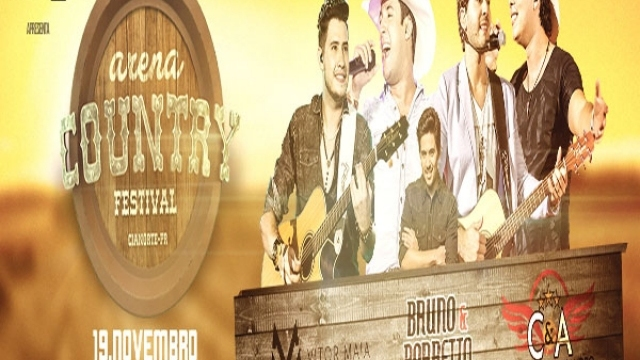 Bate Papo Vip ARENA COUNTRY FESTIVAL
